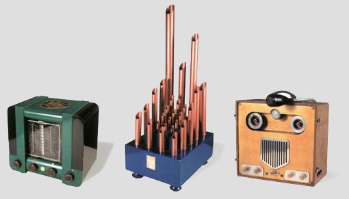 Sistema RARO de reproducción musical Radios
