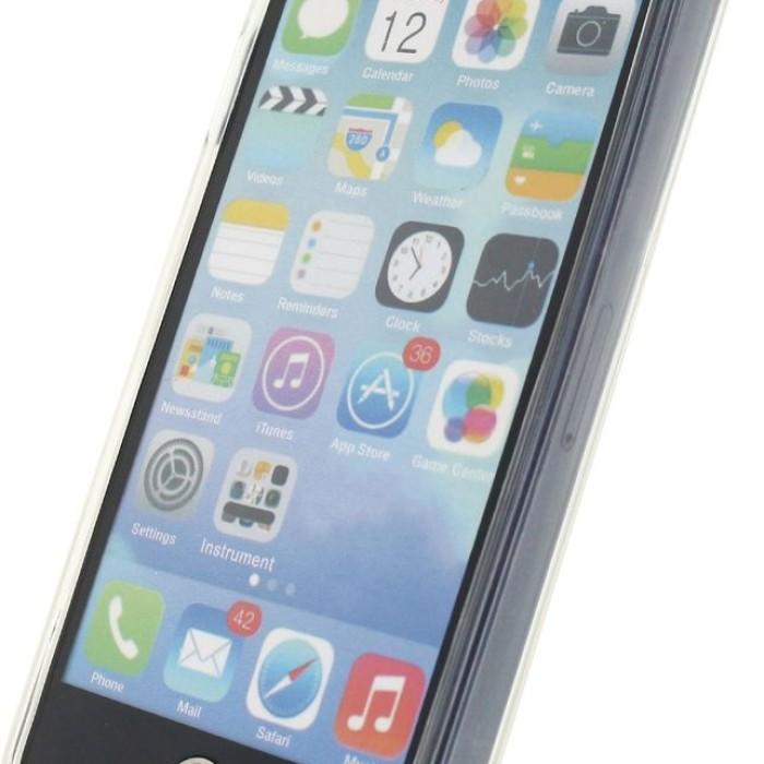fec98949fc1 Teléfono Funda de gel Apple iPhone 5 / 5s / SE Transparente | Portela Seijo