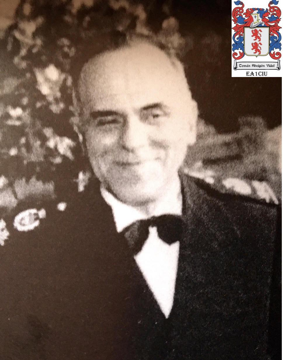 José Portela Seijo, protagonista en la reconstrucción y difusión de la historia de la radioafición pontevedresa